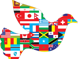 International Day Of Peace United Nations transparent clipart images -  UClipart
